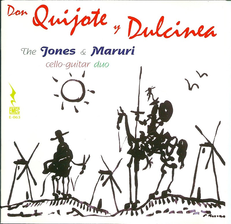 Don Quijote and Dulcinea